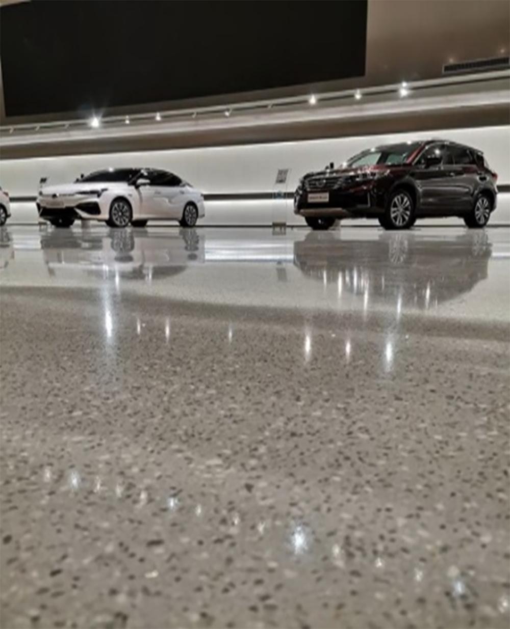 广汽新能源汽车总部展厅